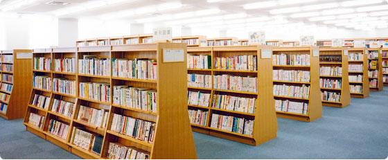 深川市立図書館